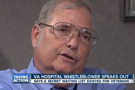 Former VA physician Dr. Sam Foote speaks out to CNN