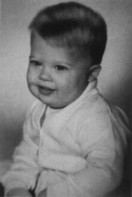Brad Pitt born in Shawnee, Oklahoma   Newslines