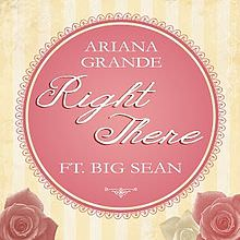 RightThereArianaGrandeCover