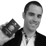 Roger Ver Passport for Bitcoin