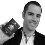 Roger Ver Passport for Bitcoin