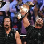 Shield tag team champions