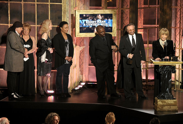 Barry Mann and Cynthia Weil Rock & Roll Hall of Fame