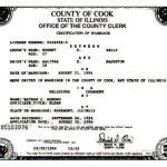 Aaliyah marriage licence