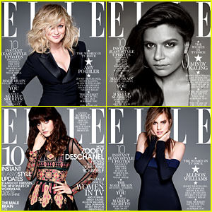 amy-poehler-mindy-kaling-more-cover-elle-tv-issue