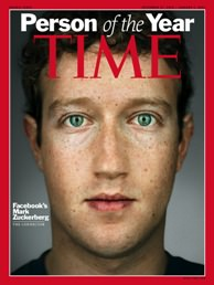 Mark Zuckerberg 2010