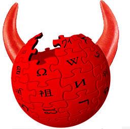 Wikipedia-devil-logo