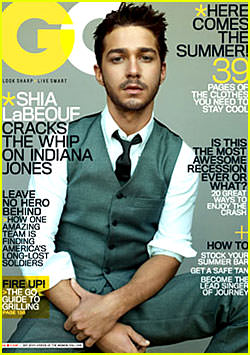 Shia labeouf newslines for Cover jones motor company