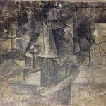Picasso La Coiffeuse