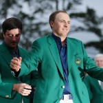 Spieth gets Green Jacket