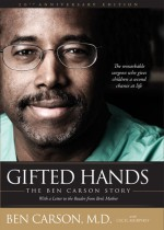 Ben Carson Gifted Hands book cover