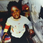 Freddie Gray childhood photo