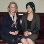 Gillibrand Sulkowicz State of the Union image