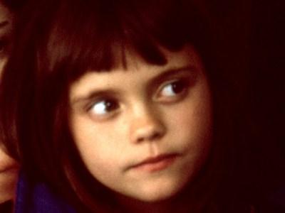 Christina Ricci As A Baby