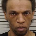 Hubbard three days under bed mugshot
