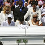 Sandra Bland coffin