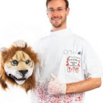 Cecil the Lion hHalloween costume