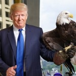 Donald Trump Bald Eagle photo spread