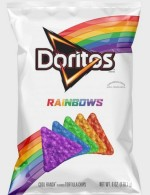 Rainbow Doritos image