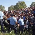 croatia-serbia border closed