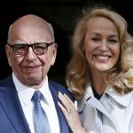 Hall, Murdoch Marry image