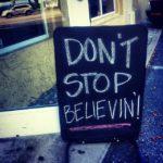 Kroaky's Don't Stop Believin