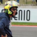 Rossi Arai Helmet