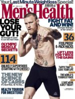 McGregor Men's Health cover