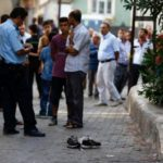 suicide bomber targeted a wedding celebration in the Turkish city of Gaziantep