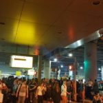 Passengers evacuated from JFK Terminal 8 after incident